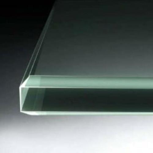 Полирование или шлифование кромки стекла