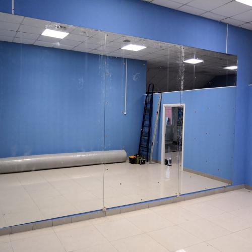 Пример Большие зеркала 15