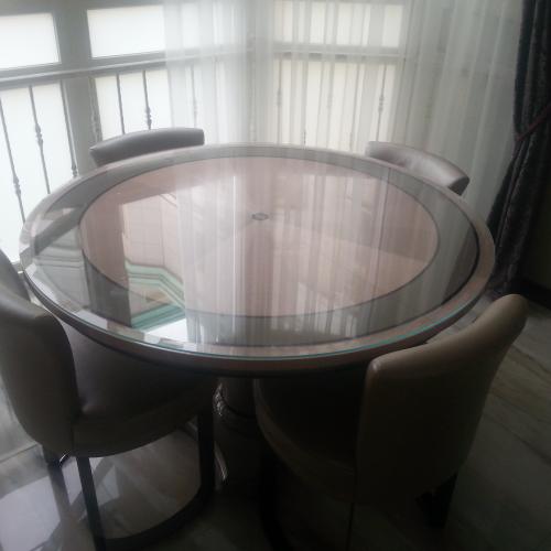 Пример Стекло на стол 3
