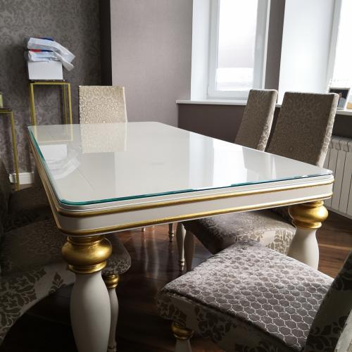 Пример Стекло на стол 12