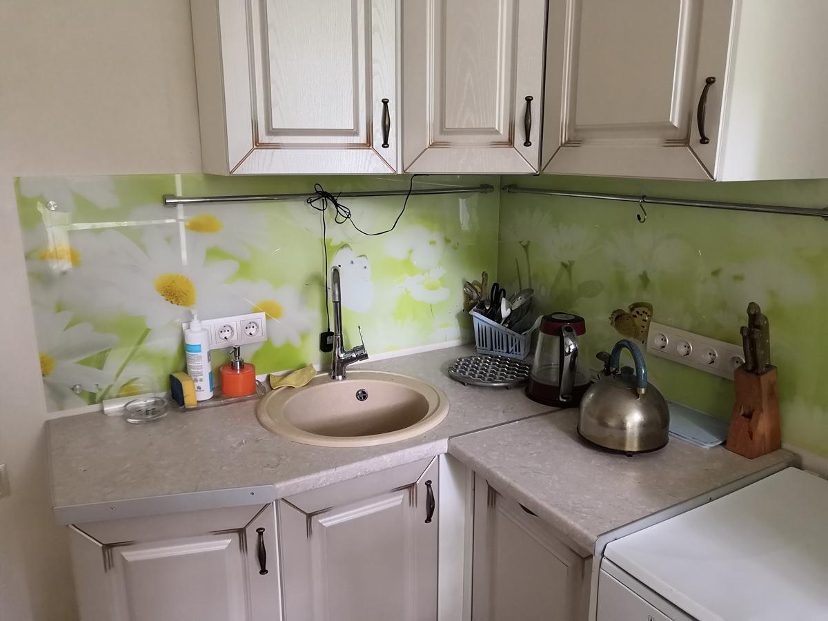 скинали на кухню с печатью