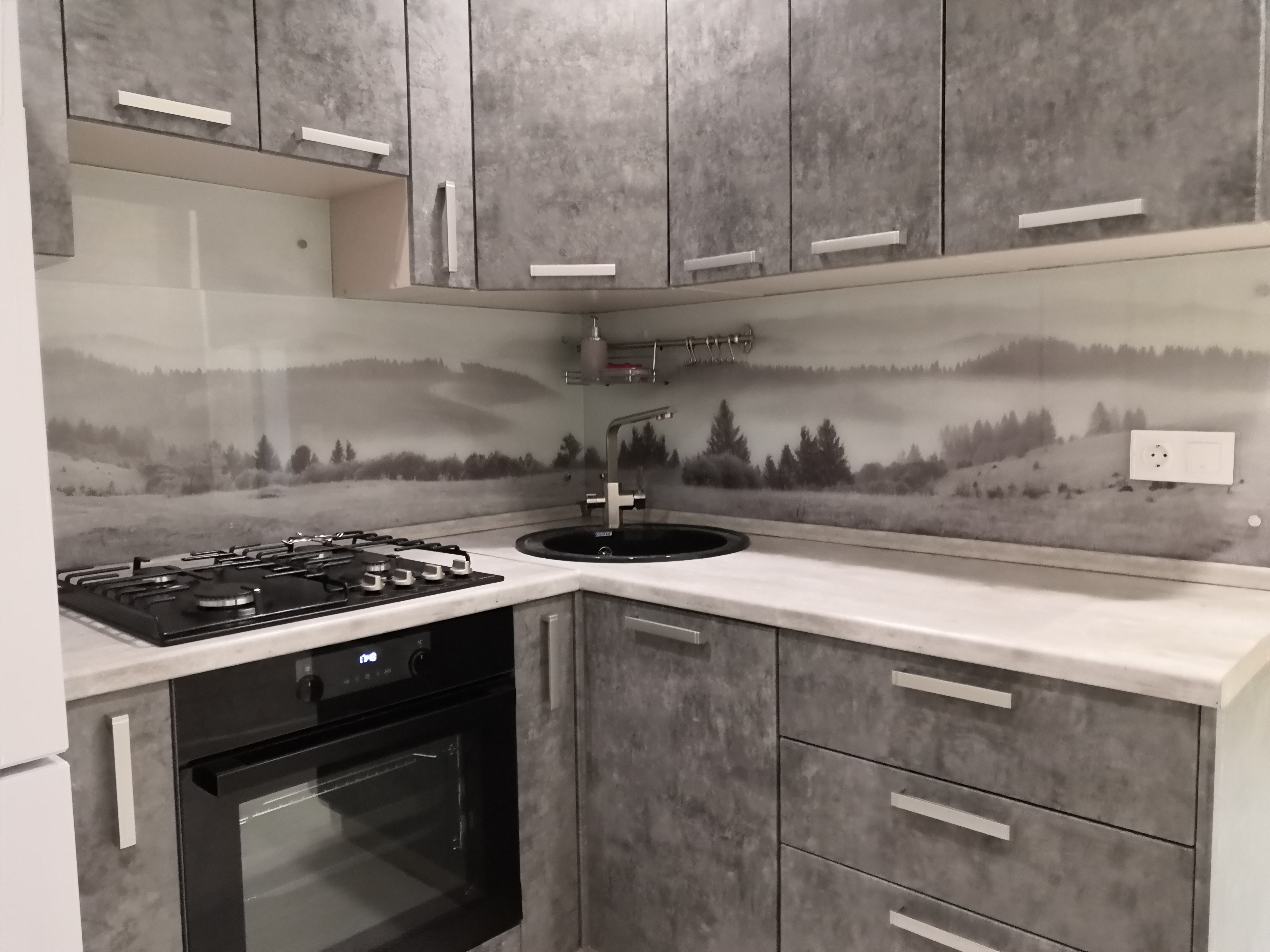 скинали на кухню
